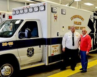 Lyndhurst Ambulance Corp